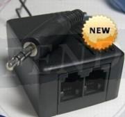 מכשיר הקלטה מהטלפון הקווי למחשב PCR-11