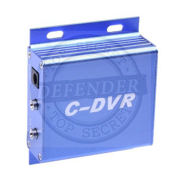 """התקן DVR למצלמות IP המאפשר להקליט ישירות ע""""ג כרטיס זיכרון"""