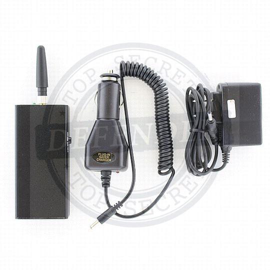 מכשיר חוסם אותות GPS למניעת מעקבים GPY909