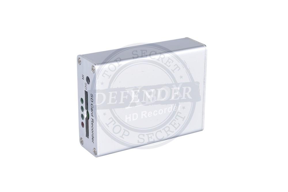 מיני DVR - מכשיר הקלטה זעיר  למצלמות נסתרות וגלויות
