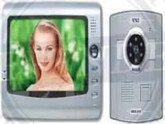 אינטרקום וידאו חוטי עם מסך 7 אינץ