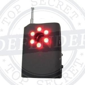 מגלה האזנות ועיניות של מצלמות נסתרות במכשיר אחד LBD404