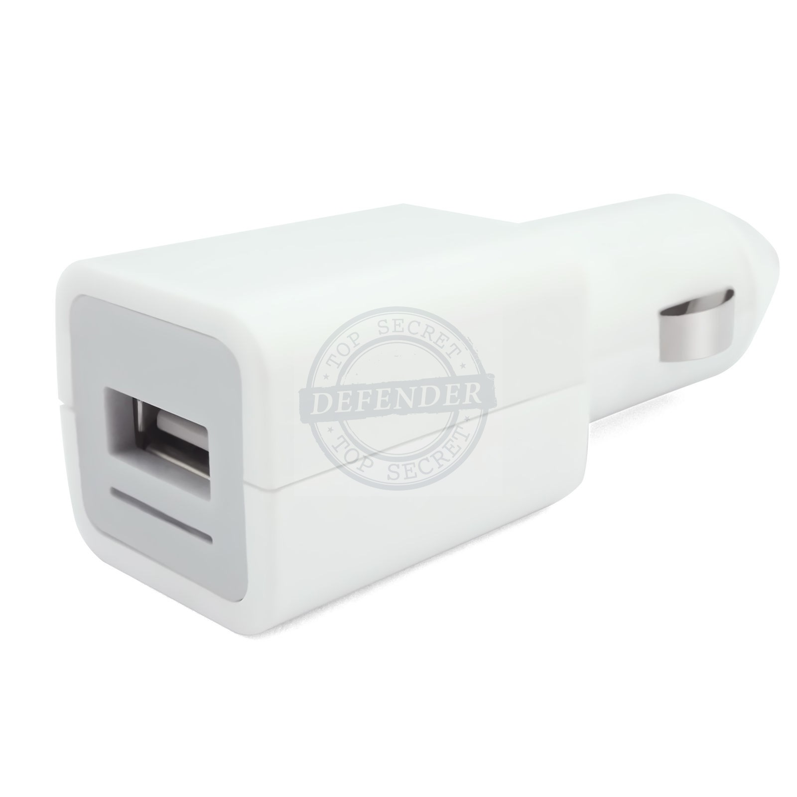 מכשיר האזנה לרכב סמוי במטען USB - CVB303