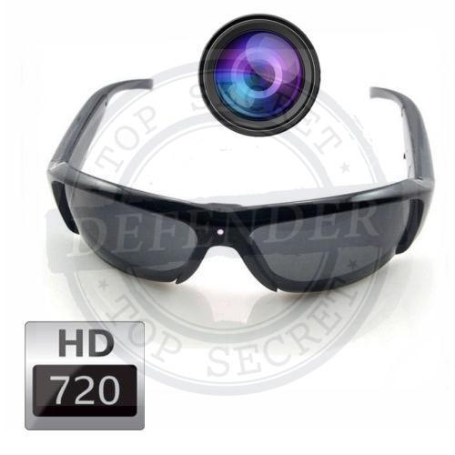 משקפי שמש  עם מצלמה נסתרת HD - Z77