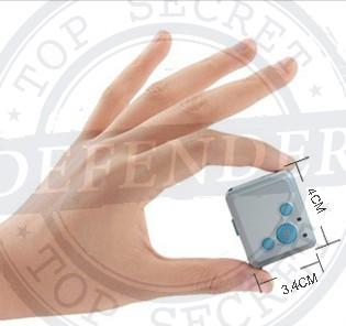לחצן מצוקה סלולרי עם יכולת שיחה דו-כיוונית וקבלת מיקום SOS66