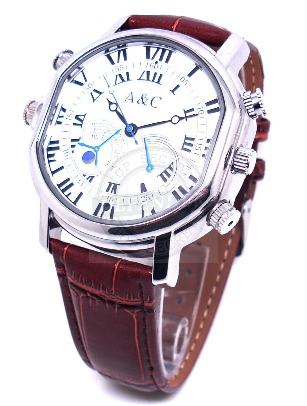 שעון יד עם מצלמה נסתרת זעירה CS303W