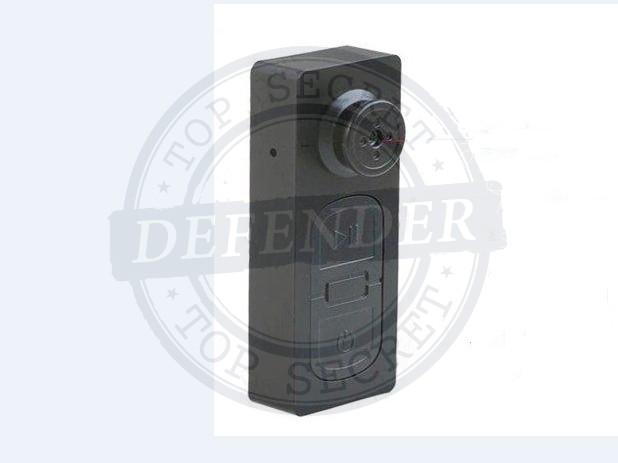 מצלמת ריגול זעירה עם מיקרופון בעיצוב כפתור BVR506