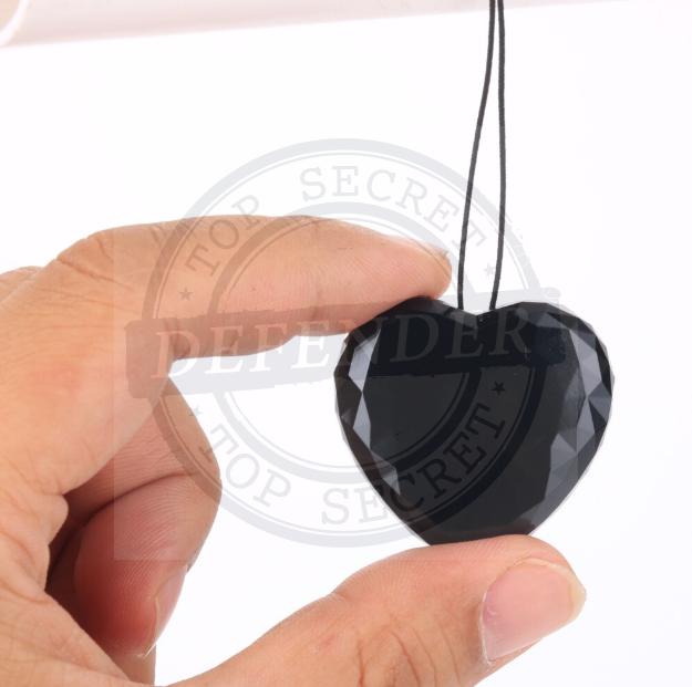מכשיר הקלטה זעיר סמוי בתליון PRV369
