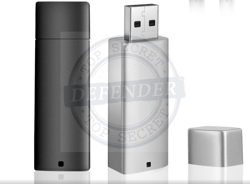 מכשיר מעקב סמוי בדיסק און קי XR9