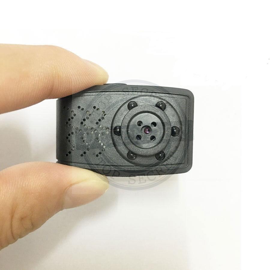מצלמת כפתור נסתרת עם ראיית לילה וחיישן תנועה FG77 - IR