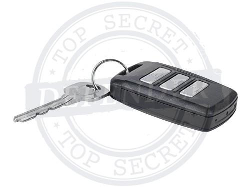 מצלמה נסתרת WIFI בשלט רכב עם שידור אלחוטי לטלפון הנייד RS4000