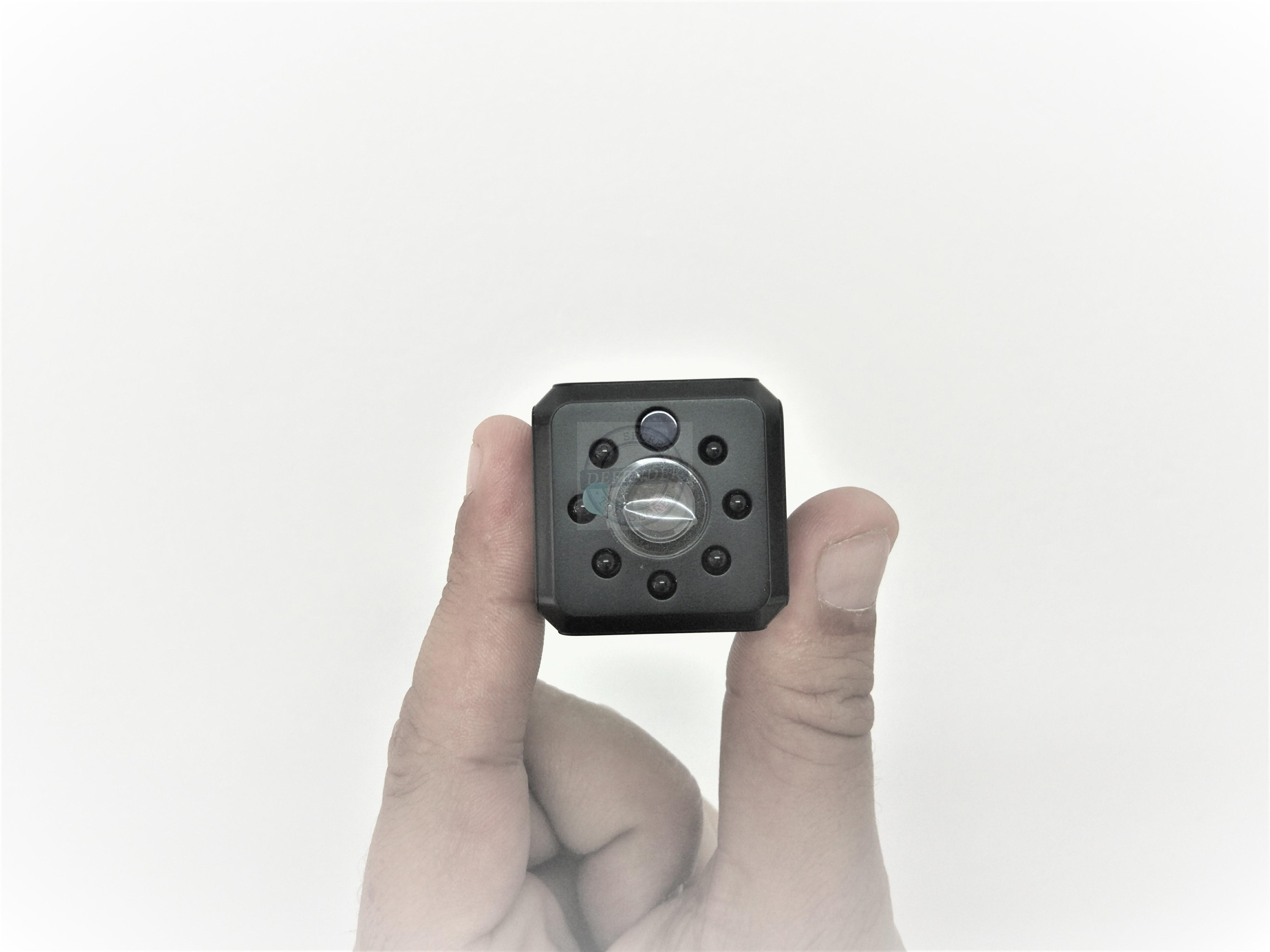 מצלמה נסתרת זעירה עם ראיית לילה סמויה RS877