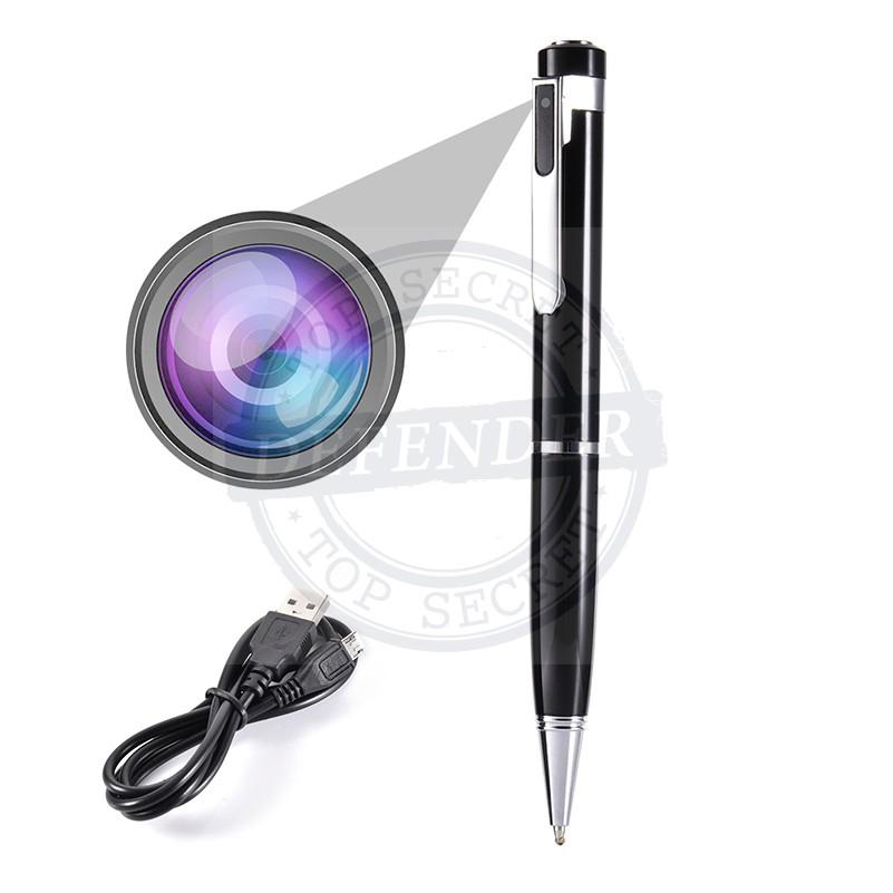 עט מצלמה נסתרת זעירה - מצלמת היי דפינישן  - PVR966