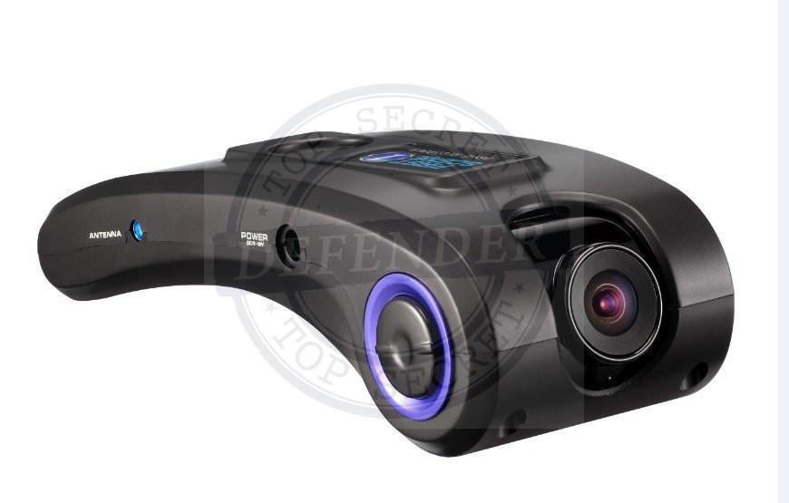 מצלמה לרכב עם GPS מובנה