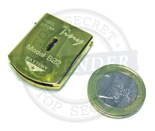 מכשיר הקלטה זעיר Tiny b-22