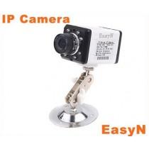 מצלמת אבטחה IP חוטית עם חיבור לאינטרנט