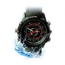 שעון מצלמה חסין מים R66 - זכרון פנימי 8GB