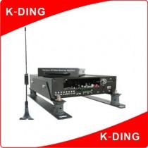מערכת הקלטה למצלמות אבטחה - מיועדת במיוחד לרכבים,מוניות ואוטובוסים (KD-306)