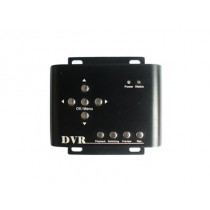 מכשיר הקלטה קומפקטי למצלמות אבטחה - מיני DVR