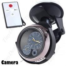מצלמה נסתרת לרכב סמויה בתוך בשעון CDV509
