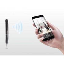מצלמה אלחוטית נסתרת בעט עם שידור און-ליין WPR944 - עט מצלמה