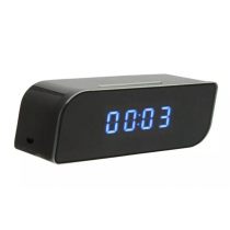 מצלמת IP אלחוטית עם ראיית לילה נסתרת בשעון שולחני IP888