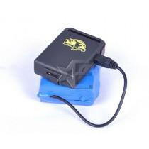 סוללת גיבוי למכשיר מעקב ואיתור מסוג דיפנדר