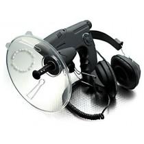 צלחת האזנה מרחוק משולבת משקפת אופטית ומנגנון הקלטה PARA388
