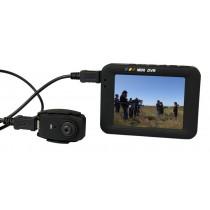 מצלמת כפתור זעירה עם יחידת הקלטה ומסך 3 אינץ BSVR498