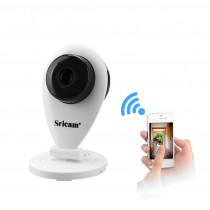 מצלמה אלחוטית כולל ראיית לילה לצפייה אונליין באמצעות הטלפון הנייד SRICAM - YU