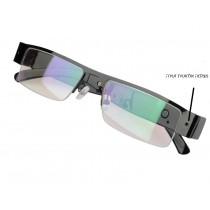מצלמה אלחוטית נסתרת במשקפיים עם שידור בזמן אמת WG700