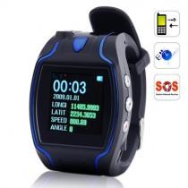 שעון יד סלולרי עם GPS לאיתור מיקום ולחצן מצוקה