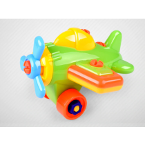 מכשיר הקלטה זעיר לגן סמוי בצעצוע בצורת אווירון KGR6