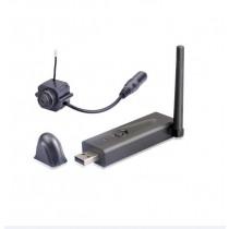 מצלמה נסתרת אלחוטית הכוללת DVR אלחוטי בחיבור USB