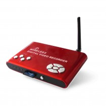 מיני מערכת הקלטה אלחוטית למצלמות אבטחה - מיני DVR אלחוטי