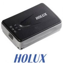 מקלט GPS Holux