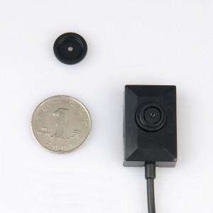 מצלמת כפתור זעירה עצמאית מקליטה על כרטיס זיכרון FG66