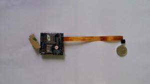 מצלמה נסתרת זעירה עם שליטה באמצעות הנייד VBR007