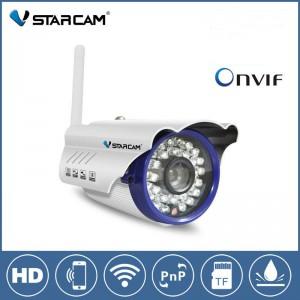 מצלמת אבטחה אלחוטית חיצונית חסינת מים VSTARCAM