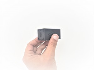מצלמת אבטחה נסתרת לרכב עם סוללה עד 12 שעות FVR500
