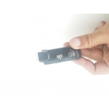 מכשיר הקלטה מקצועי עם זמן הקלטה ארוך במיוחד וחיישן קול RX546