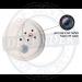 מצלמה נסתרת בגלאי עשן עם חיישן תנועה ללא חשמל XS500